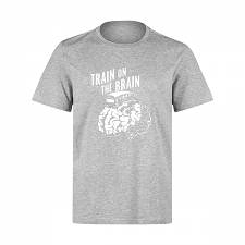 Underpressure Train On The Brain t-shirt