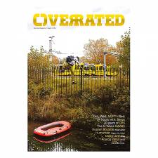 Overrated #2 magazine