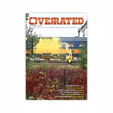 Overrated #5 magazine